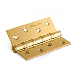 Петля врезная Палладиум Е-100 PB Латунь золото