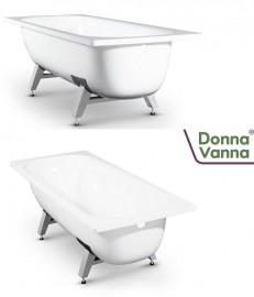 Ванна DONNA VANNA, 1700*700*400мм, белая
