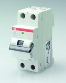 Автовыключатель дифференциального тока 1-полюс +N 25A 4.5kA