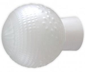 Светильник НББ 64-60-080 Цветочек d150 матовый корпус белый Элетех