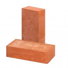 Кирпич керамический рядовой одинарный полнотелый М150-200 (250х120х65мм), (392шт/подд), г. Ревда