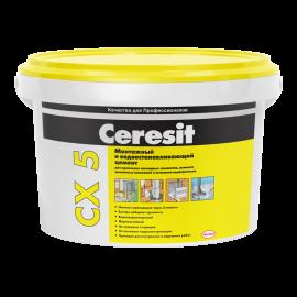 Цемент Церезит CX5 2кг монтажный и водостанавливающий, 2кг