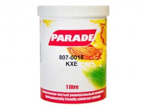 Колорант Парад 807-0972 ОRE оранжевый, 1000мл