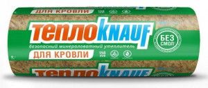 Кнауф Аквастатик для кровли TR037 5500х1220х150х1 (6.7м2, 1,007м3 24уп)
