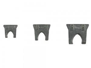 Набор STAYER клинья металл. (2,3,4 мм)