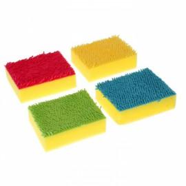 Губки для уборки из микрофибры