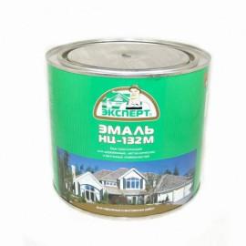 Эмаль НЦ-132М ЭКСПЕРТ зеленая 1,7кг