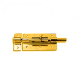 Шпингалет АПЕКС DB-02-100-G (золотой)