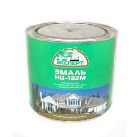 Эмаль НЦ-132М ЭКСПЕРТ белая 1,7кг