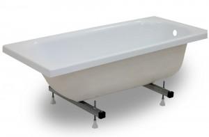 Ванна акриловая ультра 170
