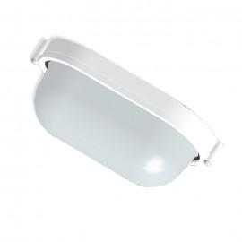 Светильник НПП 03-60-021 Банник 1401 овал белый