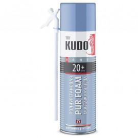 Пена Kudo KUPH06U20+ 650мл монтажная всесезонная