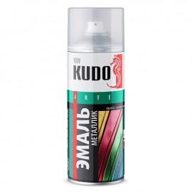 Эмаль KUDO универсальная 1026 серебро