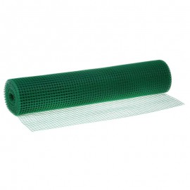 Сетка пластиковая Урожайная сотка 1*20м (15*15) Зеленая