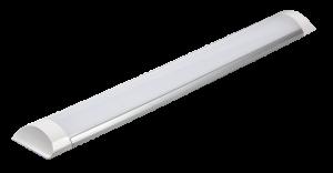 Светильник накладной светодиодный 20Вт 1580Лм 4000К корпус белый