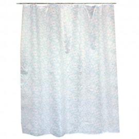 Штора для ванны полиэстер 170*180 с кольцами