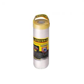 Плёнка защитная STAYER 2.1*15м
