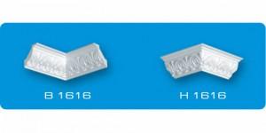 Угол внутренний стиропор 1616В (4 штуки)
