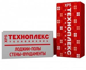 Экструзионный пенополистирол (плотность 26-35кг/м3) (1180*580*40мм)*10 шт., 4.1м2, 0,27376м3
