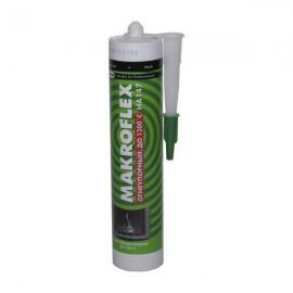 Герметик Макрофлекс HА 147 огнеупорный черный силикатный 300мл