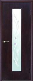 Дверь Терра 305-Р Венге ламинатил, 800*2000 мм