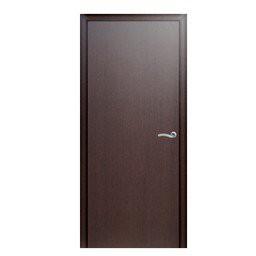 Брозекс-Вуд Дверное полотно гладкое, Венге, 700*2000 мм