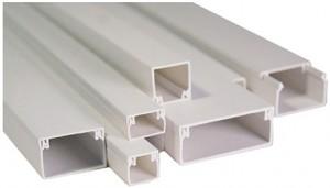 Кабель-канал 10х7 (длина 2м), белый
