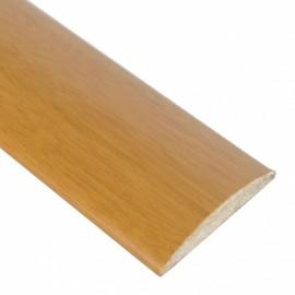 Наличник полукруглый BROZEX-WOOD 9,5*70*2150 мм, Миланский орех