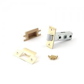 Защелка врезная Апекс 5400-G, золото, корпус под ручку