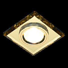 Светильник ES 8170/2 YL/GD зеркальный, золотой.