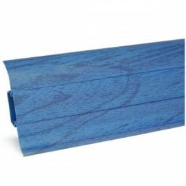 Плинтус пластиковый Elsi №624 Синий 2,5 м.