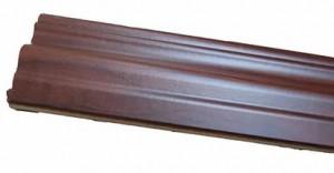 Карниз Стандарт (160-3), орех