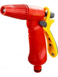 """Пистолет-распылитель """"Grinda""""  пластиковый регулируемый."""