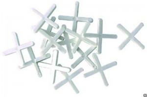 Крестики для укладки плитки 1,5мм. (100шт/уп)  T4P Лакра