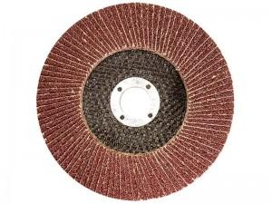 Диск лепестковый КЛТ 1 125*22(Р80) торцевой