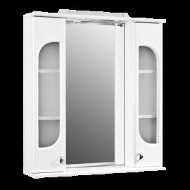 Зеркало 71 с подсветкой (В-780, Ш-720, Г-140) АкваМаста