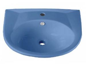 Раковина MOSAIK (560*450) синяя 11171-65-501