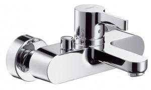 Смеситель для ванны HG METROPOL S 14461000 хром