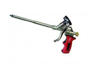 Пистолет для монтажной пены Премиум Лакра