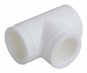 Тройник полипропиленовый Aquapipe, 25 мм
