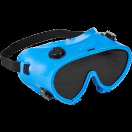 Очки защитные ЗУБР с непрям.вентиляцией 5-ый класс защиты
