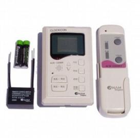 Выключатель 2 клавишный СП ДУ с будильником 200W ANAM 70W ACR 1200 E