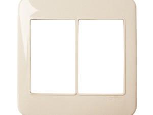 Рамка 2-м ANAM для выкл/перекл AHF 1812