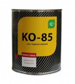 Лак термостойкий КО-85 0,8кг