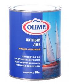 Лак Яхтный 0,9л алкидно-уретановый глянцевый