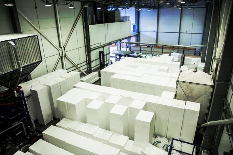 производство EPS Плиты