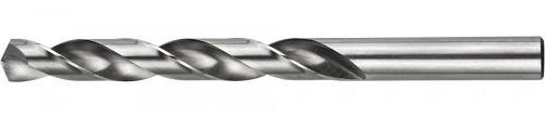 спиральное сверло по металлу