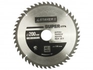 Диск пильный STAYER MASTER SUPER-Line 200*32мм 48Т по дереву