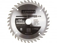 Диск пильный STAYER MASTER SUPER-Line 150*20мм 36Т