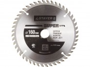 Диск пильный STAYER MASTER SUPER-Line 160*20мм 48Т